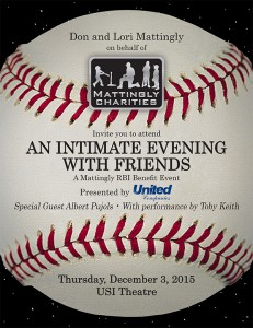 Mattingly Charities - An Intimate Evening with Friends
